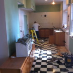Kitchen Remodel Before Shot