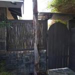 Exterior Side Gate